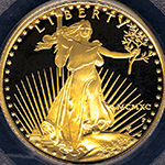 American Eagles Obverse