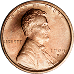 Lincoln Cent Obverse