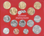 Mint Sets Obverse