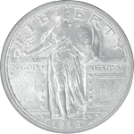 Standing Liberty quarter values