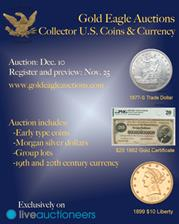 Gold Eagle Auctions