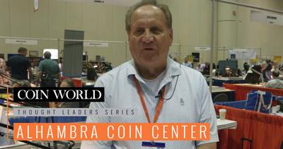 Thought Leaders Video Series: Alhambra Coin Center