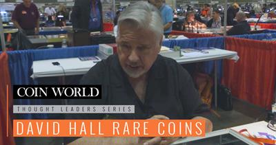 Thought Leaders Video Series: David Hall of David Hall Rare Coins