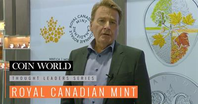 Thought Leaders Video Series: Royal Canadian Mint