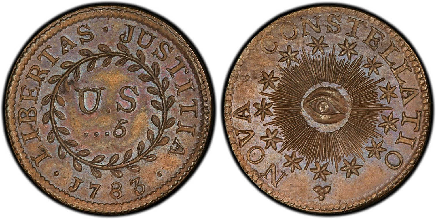 Taking a fresh look at our first coins under the guidance of Robert Morris