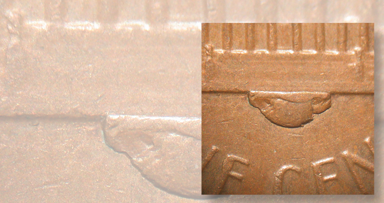 7 types of surface bumps that can confuse new U S  coin collectors