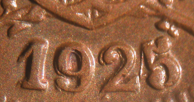 Two dates on one coin: How to identify a true overdate error
