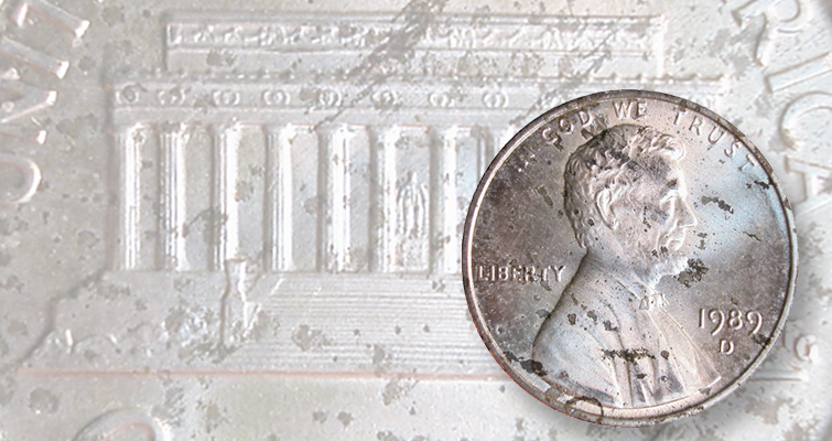 Lack of copper may not be an error: Collectors' Clearinghouse