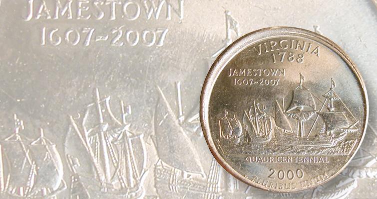 Thinking Through A Dramatic Dual Misalignment Error Coin