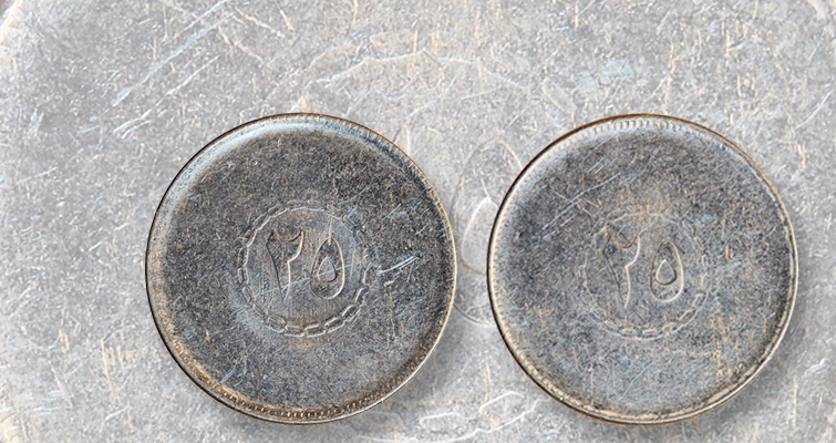 Not all 'mule' coins are actually mule coins""