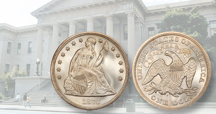 Where are they today? The missing 1873-S Seated Liberty dollar