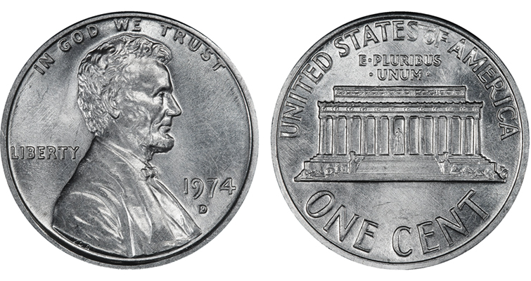 The U.S. Mint holds under its control tens of thousands of