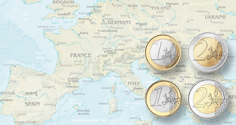Maps make mark on modern coins