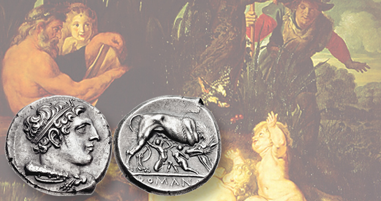 Honoring Rome's founding on ancient coins: Ancients Today