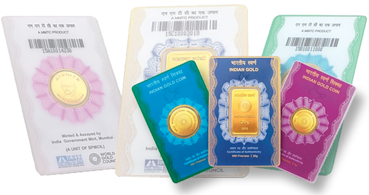 Are you aware that India has its own gold bullion coin program?
