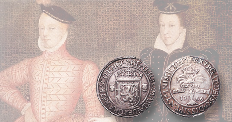Rare silver ryal of Queen Mary turns up in Davissons auction
