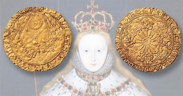 1580s-elizabeth-i-gold-15-shillings-ship-ryal-coin-auction