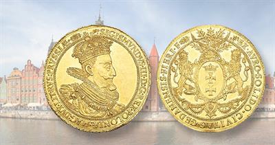 1614 Poland 5-ducat