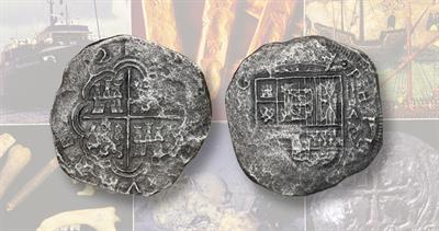 1621 silver 8 reales