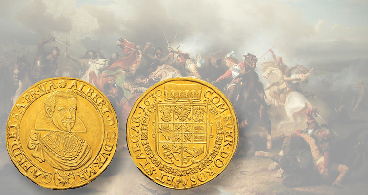 Gold 10-ducat piece of Bohemia soars in May 18 Swiss auction