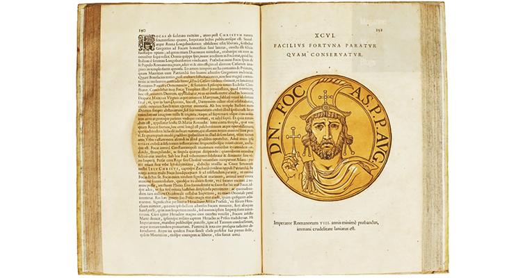 1645-printing-icones-imperatorum-romanorum-numismatic-books