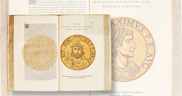 1645-printing-icones-imperatorum-romanorum