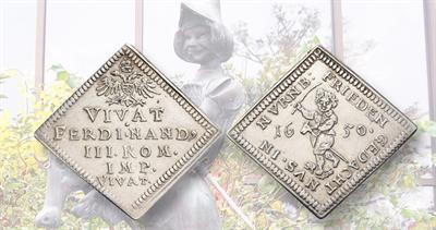 Thirty Years War medal