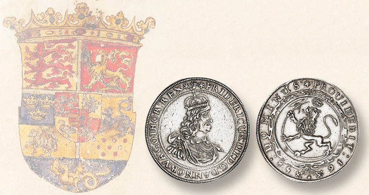 1658-silver-2-specie-daler-norway-denmark-king-frederik-iii-coat-of-arms
