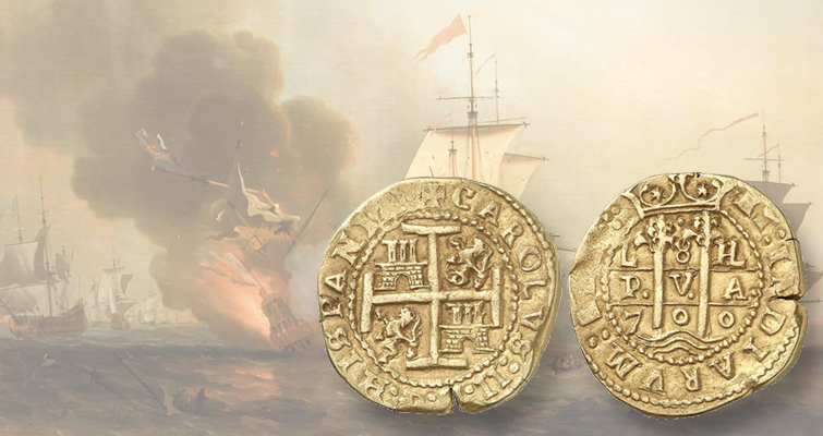 Colombia Claims Reported Billion Dollar Shipwreck Coin World