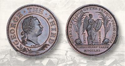 1761 medal