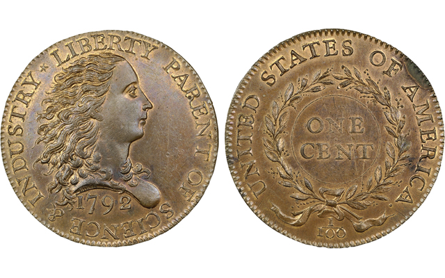 Rare coin auctions, which totaled $536 million in 2014, propelling marketplace to new heights