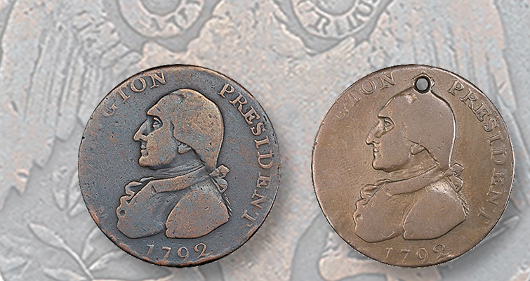 1792-cent-repaired-holed-lead