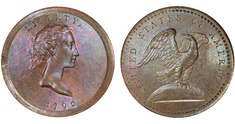 1792-eagle-on-globe-pattern-25c