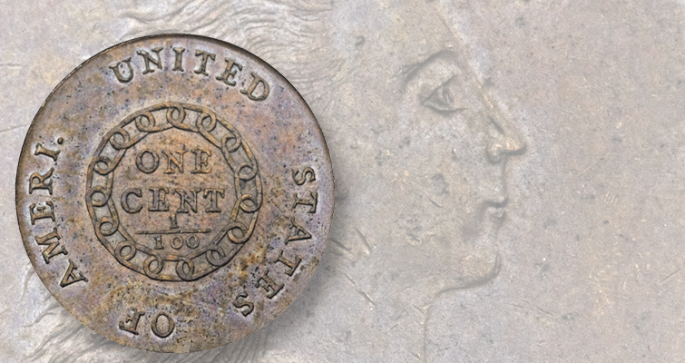 This high-grade Ameri. cent sold for $440,625 last year.