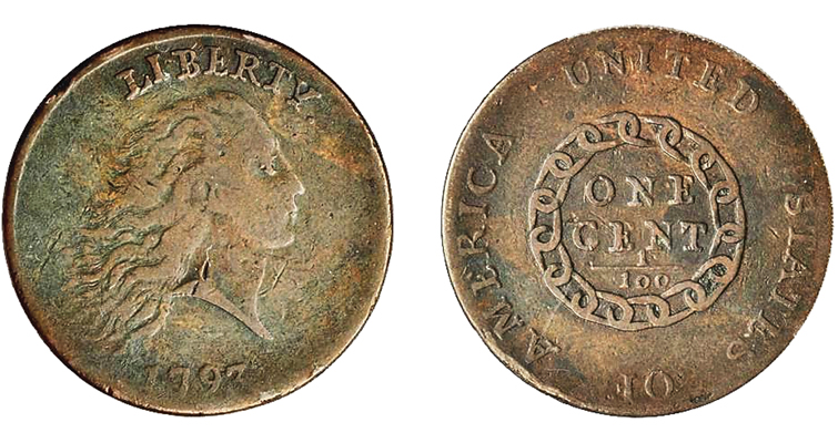 1793 Flowing Hair Chain S-4 cent SBG merged