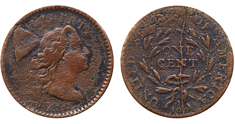 1794 Liberty Cap cent