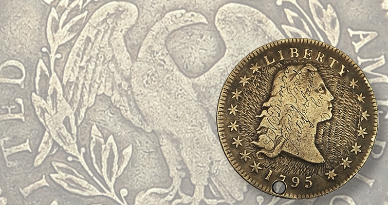 Large cents from collection created in 1879, engraved silver dollar highlight Michigan  auction