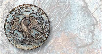1795 half dime