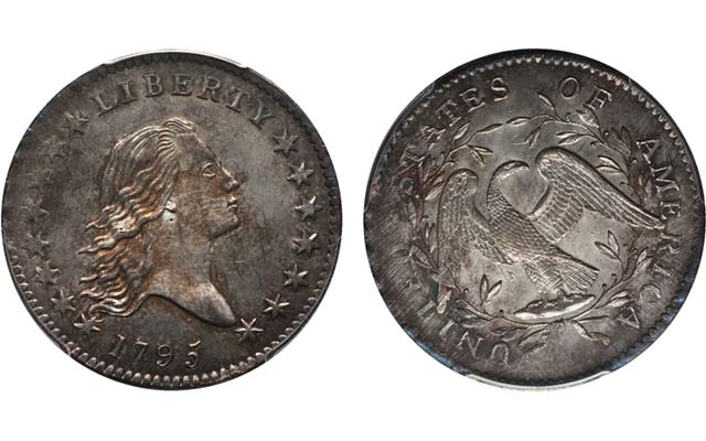 1795 Flowing Hair half dollar worth of $140,000: Market Analysis