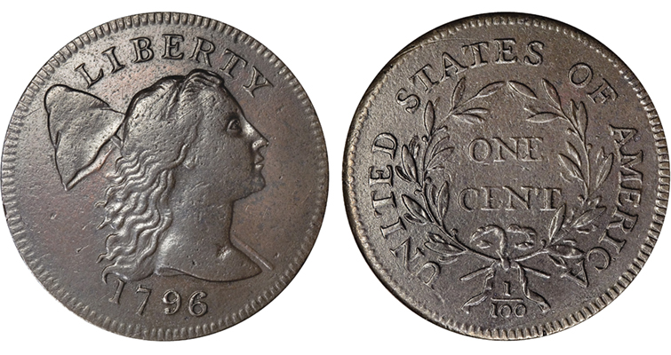 1796 Liberty Cap cent recolored merged