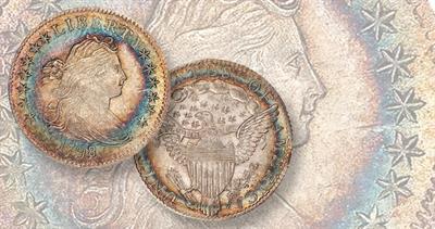 1798 dime