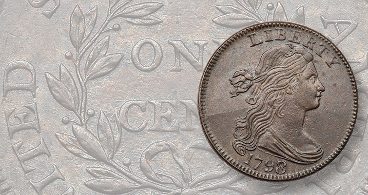 Tom Reynolds puts early large cents on auction block