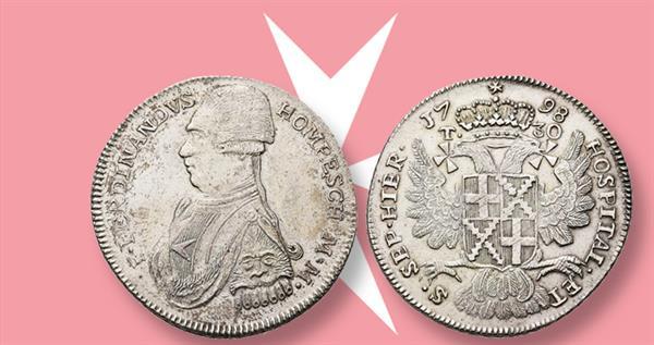 1798-silver-30-tari-malta-coin