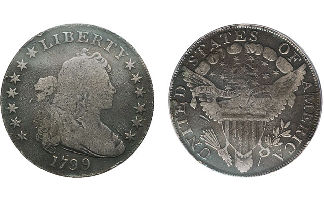 Least Expensive Early Dollar Sold At Fun Damaged But Handsome