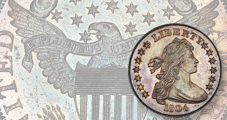 The results are in: What did the Dexter 1804 Draped Bust dollar finally sell for?