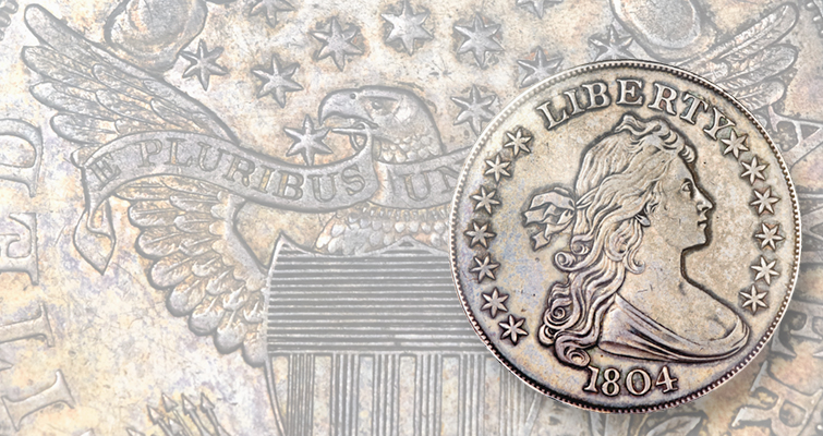 Unlikely stories of finds of '1804 Draped Bust dollars': Coin Lore