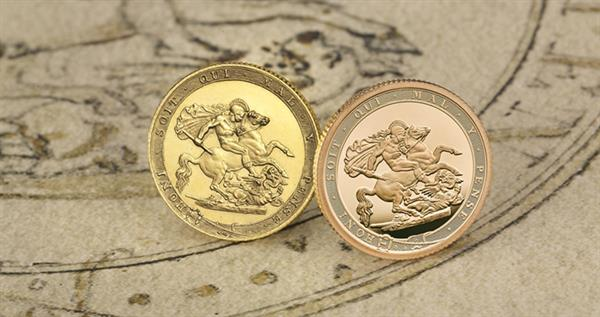1817-and-2017-gold-sovereigns-on-design-sketch