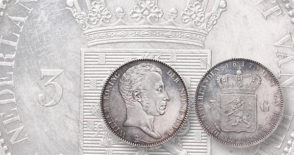 1817-silver-3-gulden-netherlands-pattern-lead