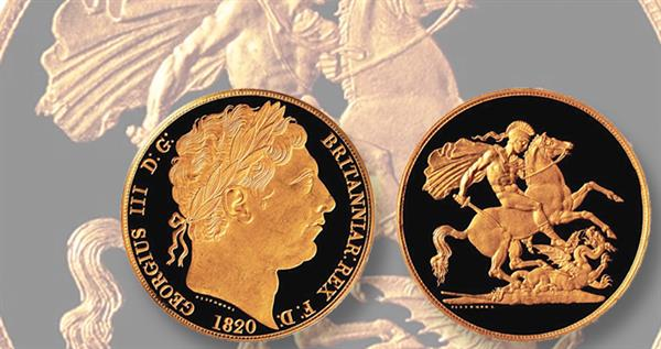 1820-great-britain-gold-5-pound-pattern-dragon