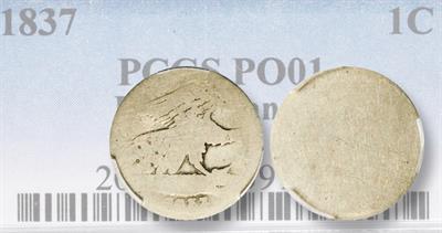 1837 Feuchtwanger token